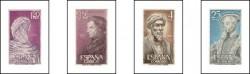 1967 - Personajes españoles. (1791-94)