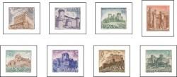 1967 - Castillos de España. (1809-16)