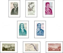 1967 - Forjadores de América. (1819-26)