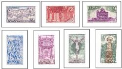 1971 - Año Santo Compostelano. (2047-53)