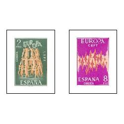 1972 - Europa-CEPT. (2090-91)