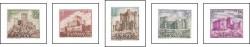 1972 - Castillos de España. (2093-97)