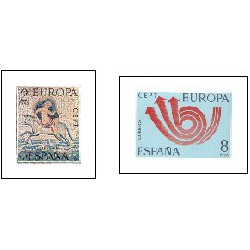 1973 - Europa-CEPT. (2125-26)
