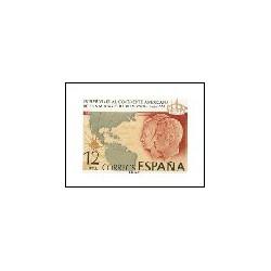 1976 - Primer viaje al continente americano de SS.MM. los Reyes de España. (2333)