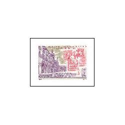 1977 - L Aniversario del Mercado filatélico de la Plaza Mayor de Madrid. (2415)