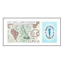 1977 - Correo de Indias. ESPAMER´77 - II Centenario de la Real Ordenanza reguladora del Correo Marítimo (2437)