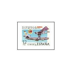 1977 - L Aniversario de la fundación de la compañía aérea Iberia (2448)