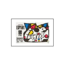 1981 - Homenaje a Pablo Ruiz Picasso. (2609)