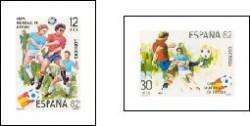 1981 - Copa Mundial de Fútbol, ESPAÑA´82. (2613-14)