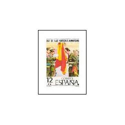 1981 - Día de las Fuerzas Armadas. (2617)