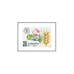 1981 - Día mundial de la alimentación. (2629)