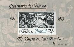"""1981 - El """"Guernica"""" en España. (2631)"""