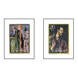 1982 - Homenaje a El Greco. (2666-67)