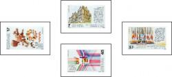 1986 - Ingreso de Portugal y España en la Comunidad Europea. (2825-2828)