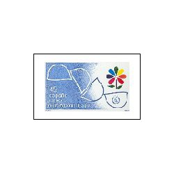 1986 - Año Internacional de la Paz. (2844)