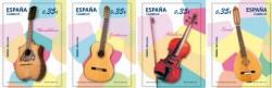 2011 - Instrumentos musicales (4628-31))