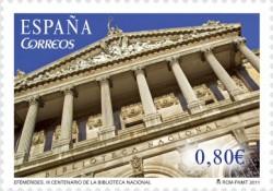 2011 - III Centenario de la Biblioteca nacional (4677)