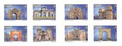 2012 - Arcos y Puertas Monumentales. (4681-88)