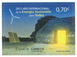 2012 - Año Internacional de la energía sostenible para todos. (4703)