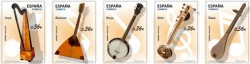 2012 - Instrumentos musicales. (4710-14)