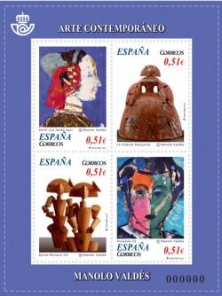 2012 - Arte contemporaneo. (4739)
