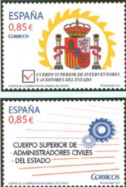 2012 - Cuerpos de la Administración General del Estado. (4759-60)