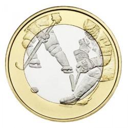 Finlandia 2016 5 Euros Hockey sobre Hielo S/C