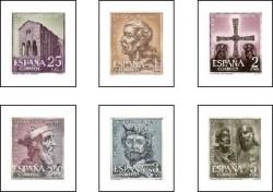 1961 - XII centenario de la fundación de Oviedo. (1394-99)