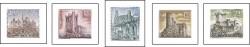 1968 - Castillos de España. (1880-84)