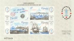 1987 - Exposición Filatélica de España y América ESPAMER´87. (2916)