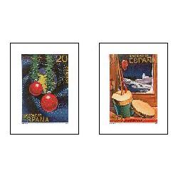 1987 - Navidad. (2925-26)