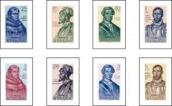 1963 - Forjadores de América (1526-33)
