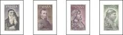 1963 - Personajes Españoles (1536-39)