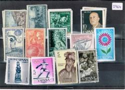 1964 Año completo de sellos