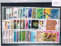 1991 Año completo de sellos