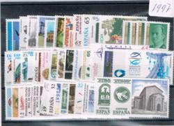 1997 Año completo de sellos