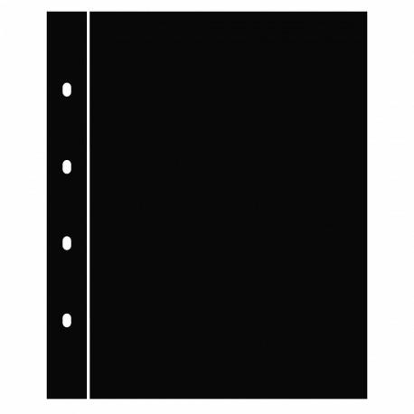 Hojas OPTIMA, intercaladoras XL, negro