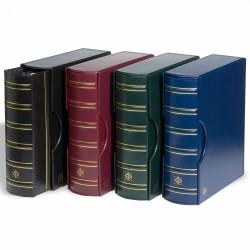 Tapas GRANDE classic GIGANT, con cajetín protector, azul