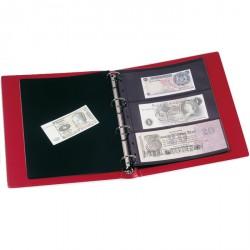 Álbum para billetes de banco VARIO, incl. 10 hojas, azul