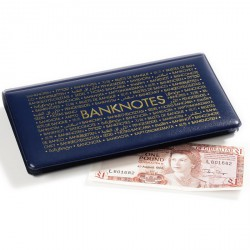 Álbum de bolsillo para billettes de banco