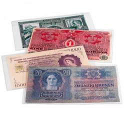 Fundas protectoras para billetes PREMIUMm 210x127 mm