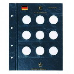 Hojas VISTA, Alemanas conmemorativas de 10 Euros