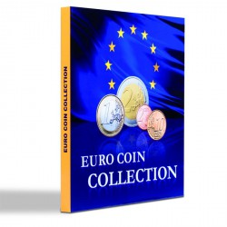 Álbum PRESSO Euro-Collection, para insertar 26 series completas