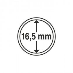 Cápsulas de monedas diámetro interior 16,5 mm