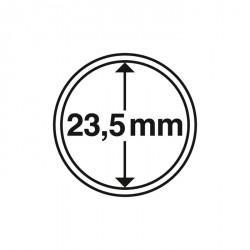 Cápsulas de monedas diámetro interior 23,5 mm
