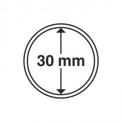 Cápsulas de monedas diámetro interior 30 mm