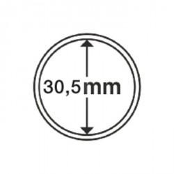 Cápsulas de monedas diámetro interior 30,5 mm