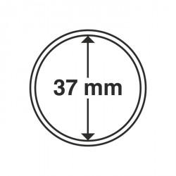 Cápsulas de monedas diámetro interior 37 mm