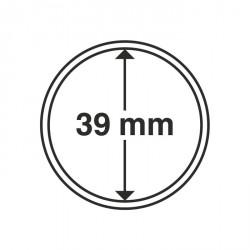 Cápsulas de monedas diámetro interior 39 mm