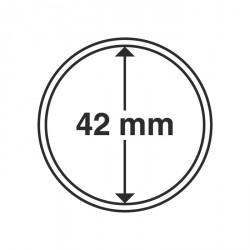 Cápsulas de monedas diámetro interior 42 mm